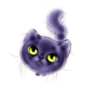 фото сибирских и невских маскарадных кошек